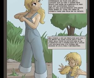 The Adventures of Huckleberry Ann Ch. 1
