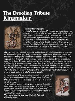 Drooling Tribute - Kingmaker - part 3