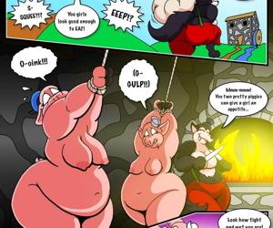 3 Pretty Piggies Meet The Big Beauti…