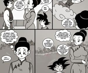 Dragon Ball Z - Mamas Boy 2 - part 2