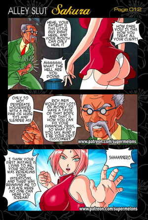 Alley Slut Sakura - part 2