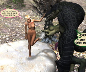 Swamp Witch - part 2