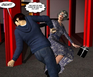 Misadventures At The Mall 1 - Misstaken… - part 4