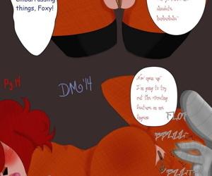 Night 2 - Foxy x Jasmine