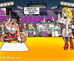 Hook-up In The Ring - part 5