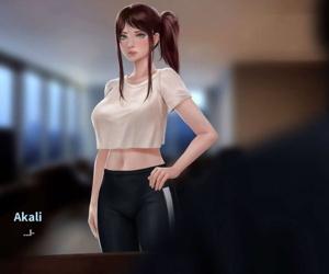 Pop Starz - Behind Get under one\'s Scenes 1 - Akali - part 3