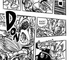 Genkai Toppa Wrestling 3