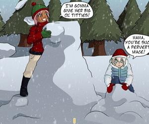 Krystal Frostys Winter Wonderland