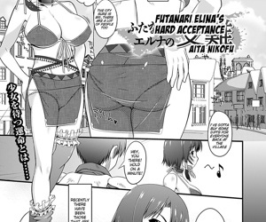 Futanari Musume Eruna no Junan - Futanari Elnas Hard Acceptance