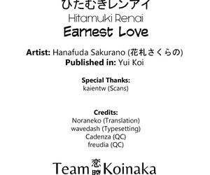 Hitamuki Renai - Profoundly Adore