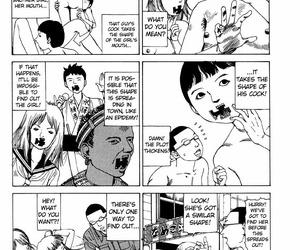 Shintaro Kago - Vocal Cavity Communicable Marker indicative of