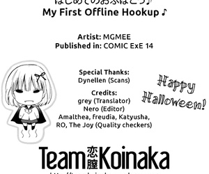 Hajimete small-minded Ofupako - My First Offline Hookup