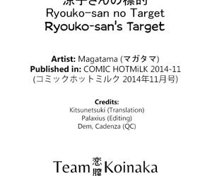 Ryouko-san no Have designs on