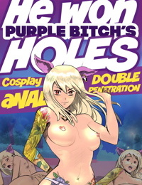 Purple Bitch Hentai