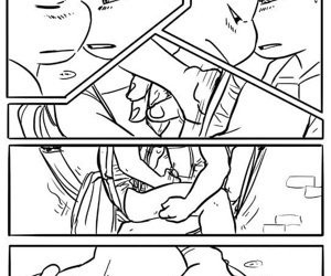 TMNT Black and Blue ch. 5
