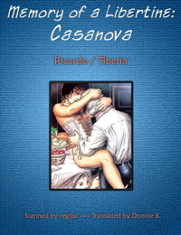 Memory of a Libertine - Casanova