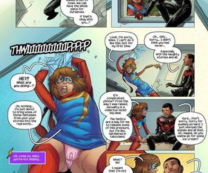 - Ms.Marvel/Spiderman 1