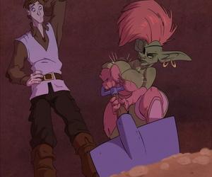 Rickard Finds Some Goblin Plunder