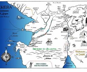 Buried Lands & sea-chart - by IlBardoRamingo - Bdsm/Femdom - English