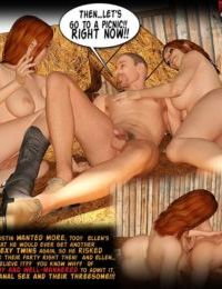 Ranch - The Twin Roses 4 - part 4