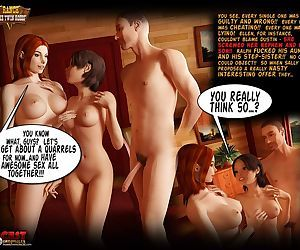Ranch - The Twin Roses 5 - part 3
