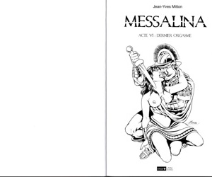 Messalina Acte 6 Dernier orgasme