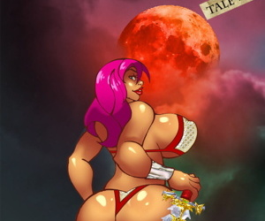 Someone\'s skin Savage Sword be required of Sharona: 4 Blood Moon Rising