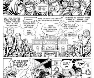 Messalina #4 - Orgies And Games - part 2