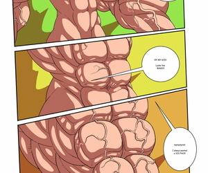 Muscle make heads