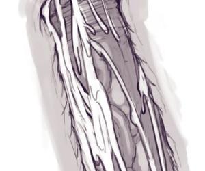 Power Girl on Darkseid