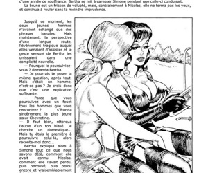 Bertha - La sage des soeurs Chevrotine