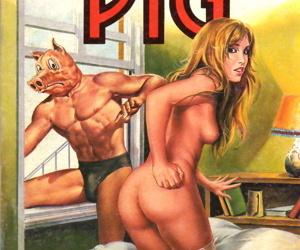 PIG #38 PIG HUNT - ENGLISH