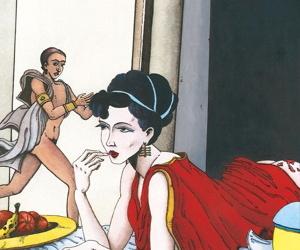 Linda aime l'art #1 - fidelity 2