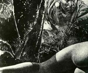 Losstaande Albums Substitute for Paolo Eleuterie Serpieri - Shona