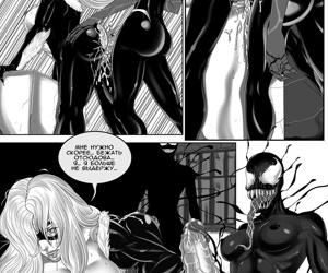 Felicias Spider-Problem / Фелиция и её Проблемы с Пауками