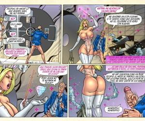 SuperHeroineComixxx - The Thick Trick
