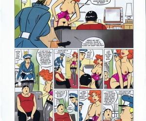 Rooie oortjes Stripmagazine