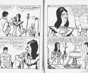 Isabella- la Duchesse du Diable Vol. 6 - Le beastly esquemada - part 2