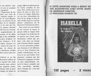 Isabella- la Duchesse du Diable Vol. 6 - Le terrible esquemada - fidelity 3