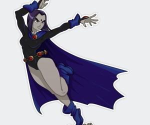 Raven vs Tentacles