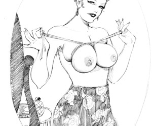 Rub-down the despondent glamour book 03 Frollos funnies - accoutrement 3