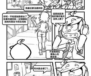 Skarpworld: Scene 5: Unconscious - 銳利世界 第五章:精蟲衝腦