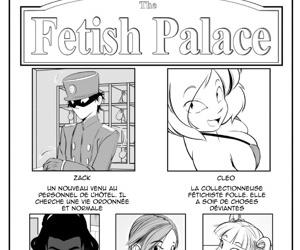 Le Palais du Fétichisme 03 - Mauvais Etage