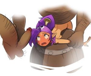 Commission - Shantae 10 Hour