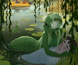 May - Along to Mermaid be useful to Lily Lake