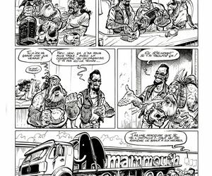Mammouth et Piston - 02 - affixing 2
