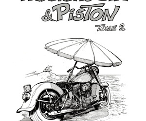 Mammouth et Piston - 02