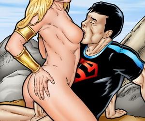 Wonder Tolerant and Superboy