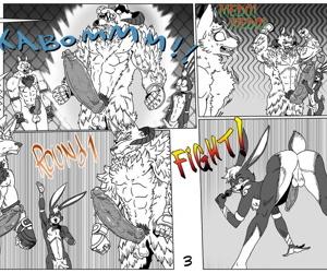 Westle Fight Furry-PortuguesBR