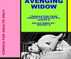 Rub-down the Vindicatory WIDOW - ENGLISH Smooth over